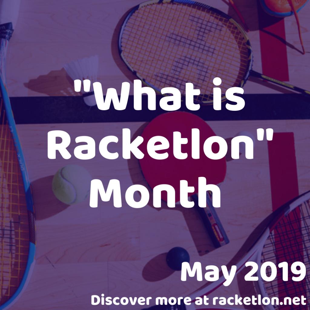 Racketlon Month