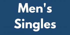 Men's Singles