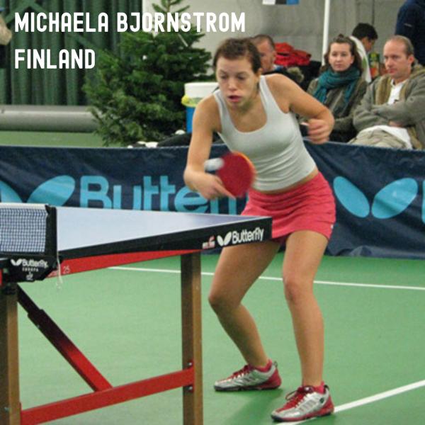 Michaela Bjornstrom